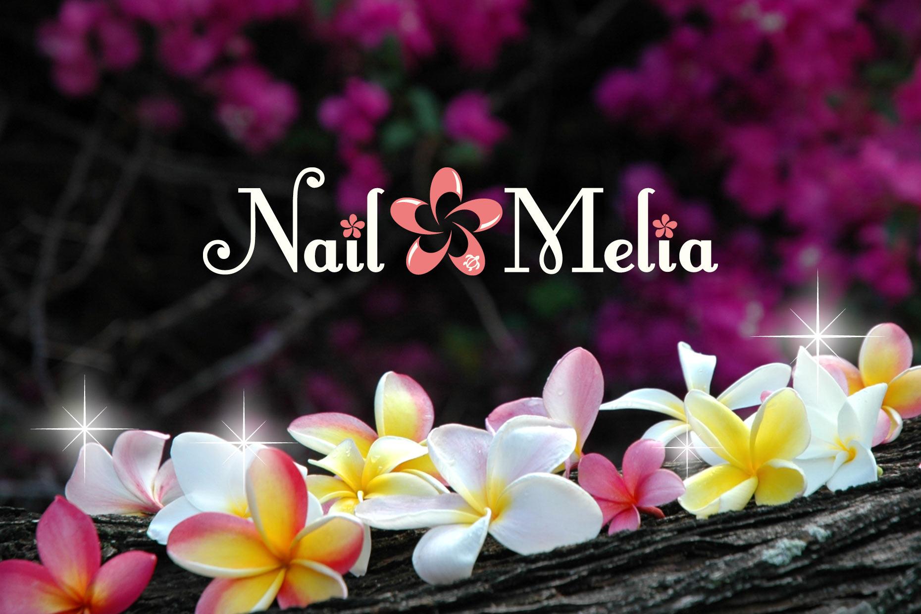Nail Melia logo