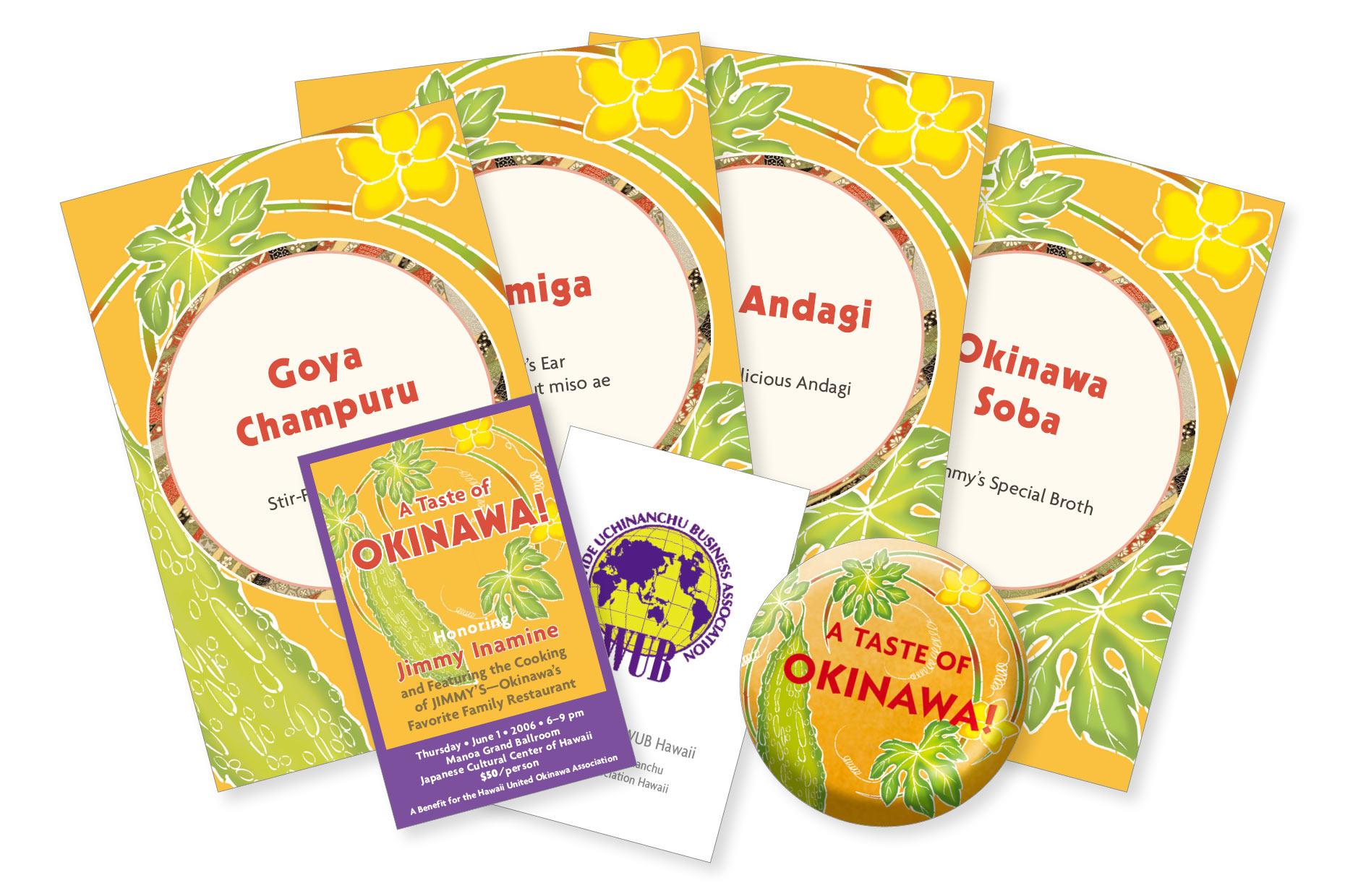 A Taste of Okinawa!
