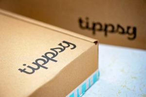 Tippsy Sake box