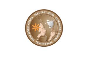 Yaki-yaki Miwa logo