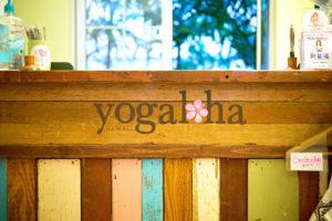Yogaloha Hawaii logo