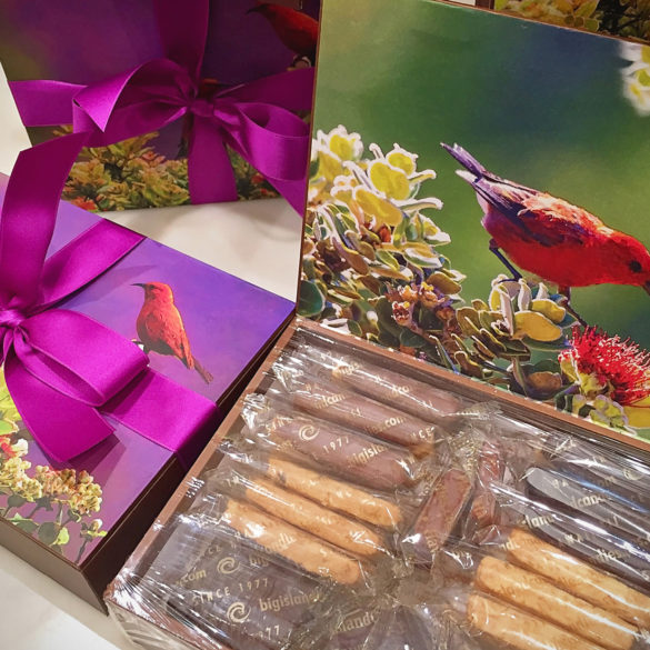 Big Island Candies (Apapane Birds Keepsake Box)